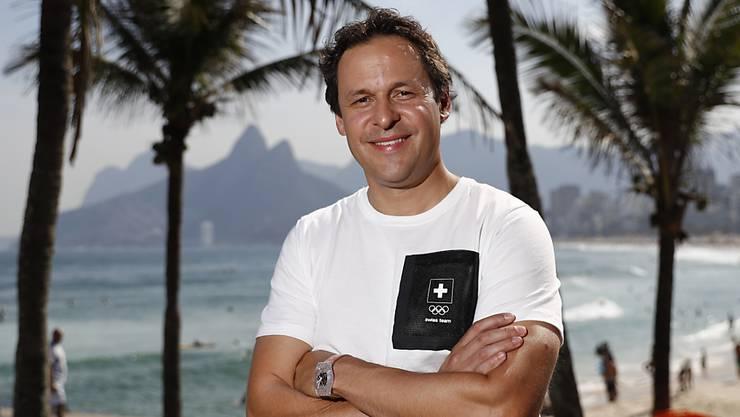 Ralph Stöckli ist mit dem bisherigen Olympia-Abschneiden der Schweizer sehr zufrieden.