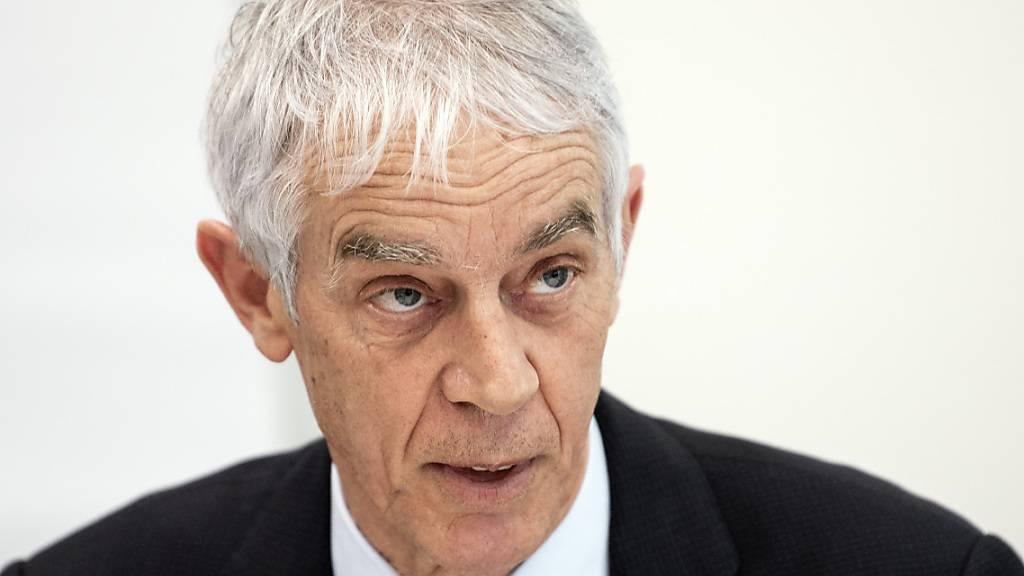 Nach Ansicht von Martin Vetterli, Präsident der Eidg. Technischen Hochschule Lausanne, hat die Corona-Pandemie die Schweiz kalt erwischt. Die Krise habe Schwächen in der Digitalisierung schonungslos offen gelegt. (Archivbild)