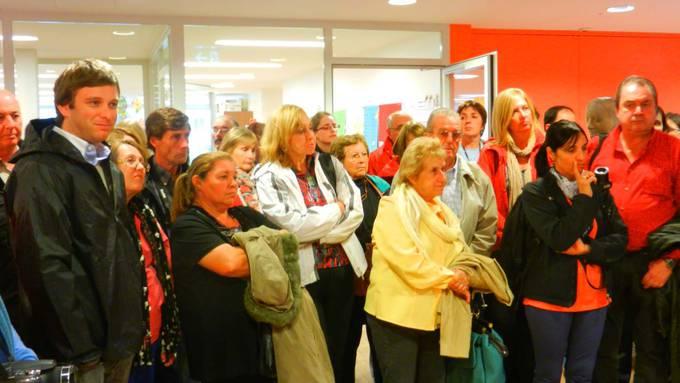 Besuch aus Uruguay in Subingen