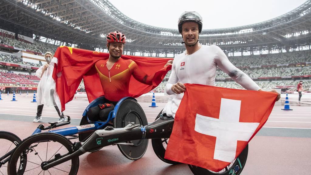 Viertes Gold für den Thurgauer Marcel Hug