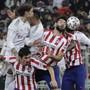 Der spanische Supercup-Final war eine ausgeglichene Angelegenheit: Real schlug Atlético erst im Penaltyschiessen