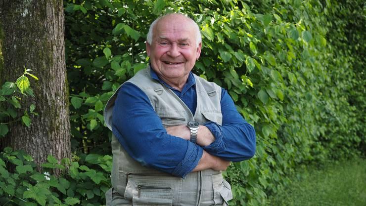 Jürg Keller war zehn Jahre Konrektor und zehn Jahre Rektor am Gymnasium Muttenz.