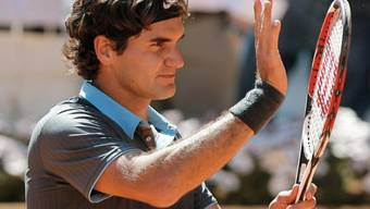 Roger Federer trifft im Final einmal mehr auf Rafael Nadal