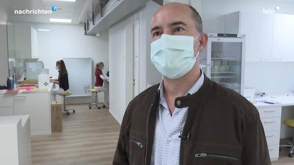 Hochdorf eröffnet neues medizinisches Zentrum
