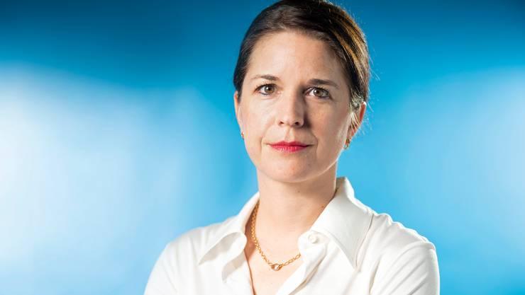 Judith Wittwer ist seit 2018 Chefredaktorin des «Tages-Anzeigers».