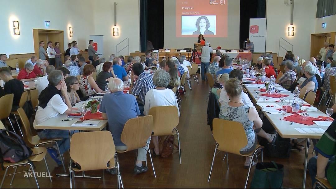 Braucht die SP Aargau Unterstützung aus Zürich?