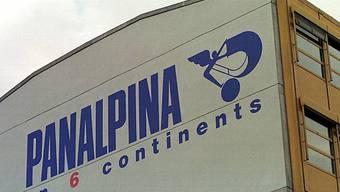 Panalpina-Gebäude in Basel