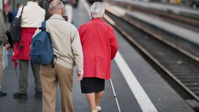 Die Lebenserwartung ist in der Schweiz mit am höchsten (Symbolbild)