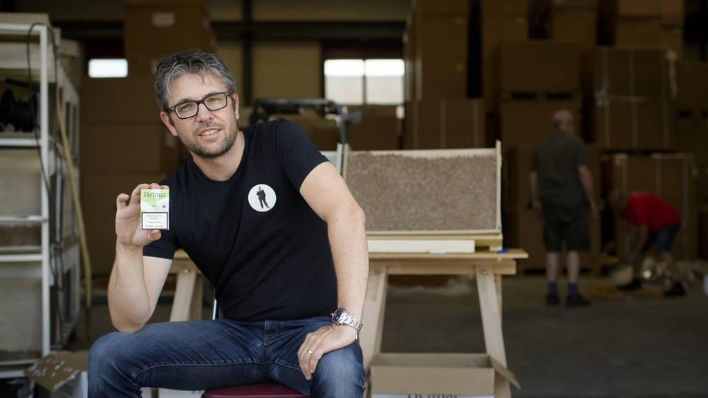 Kein Konkurs bei Hanf-Zigis: Steinacher Firma geht's besser