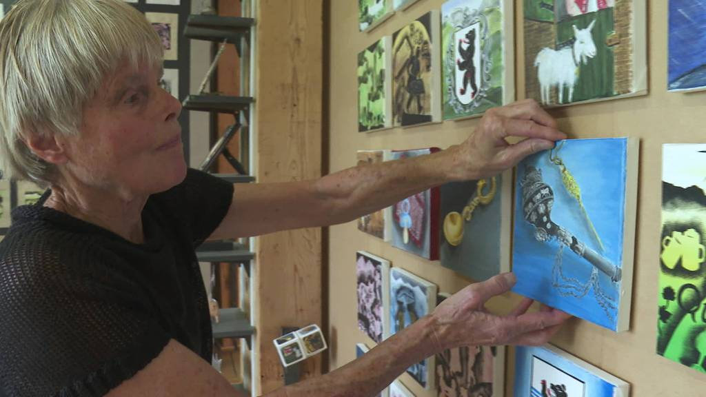 Memory: Gret Zellweger verbindet Brauchtum und Spiel