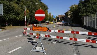 Bis Ende 2018 baut der Kanton noch auf der Kriegstettenstrasse. Kurz darauf soll dann die Obergerlafingenstrasse umgestaltet werden.