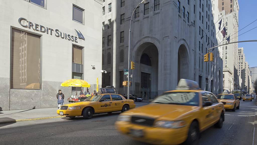 Credit Suisse muss Massnahmen gegen Geldwäsche in den USA stärken