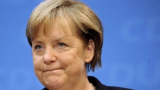 Angela Merkel nimmt Stellung (Archiv)