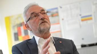 Prattelns Gemeindepräsident Beat Stingelin mag das Z7. Er findet aber, auchKulturbetriebe sollten demokratische Entscheide respektieren.