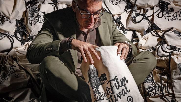 Ein Filmfestival zum Anfassen, und das im Coronajahr 2020: Christian Jungen, Direktor des Zurich Film Festival, macht alles ein wenig anders.