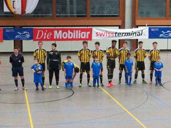 Das ist Old Boys Basel an unserem Turnier