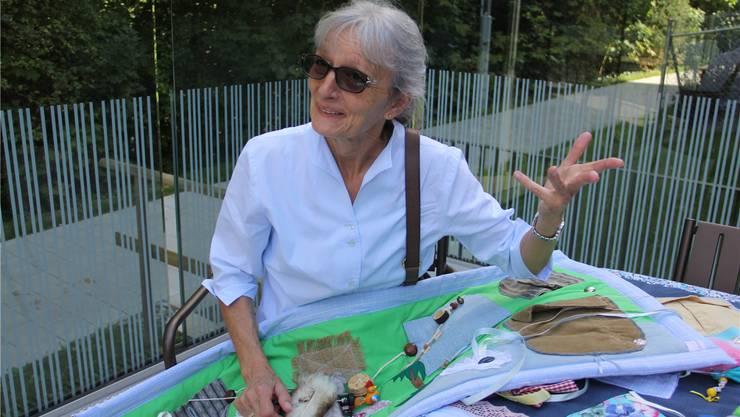 Für Josefa Filippidis ist es wichtig, dass Menschen mit Demenz individuelle Aktivierungsmöglichkeiten haben. CM