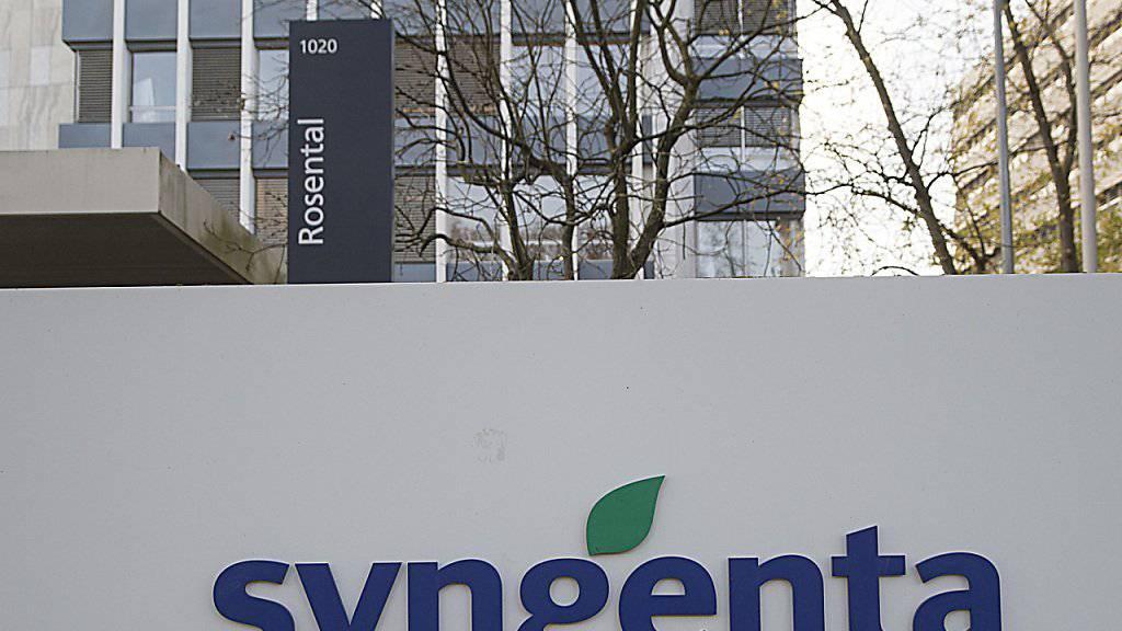 Unzufriedene Syngenta-Aktionäre kritisieren in einem offenen Brief die Firmenleitung (Symbolbild)