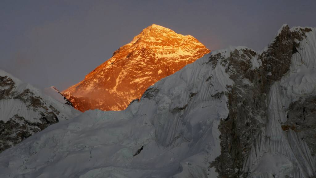 Schweizer Alpinist stirbt am Mount Everest