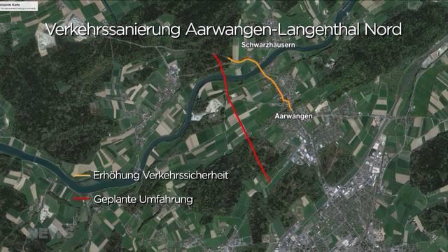 """Deutliches """"Ja"""" zur Umfahrung Oberaargau"""