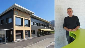 Hans Weber bleibt noch bis Ende April Geschäftsführer Region Thal.
