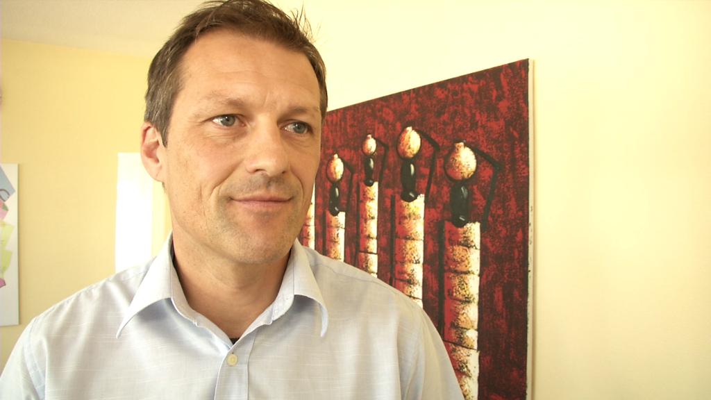Steinachs Gemeindepräsident Roland Brändli ist unter Druck.