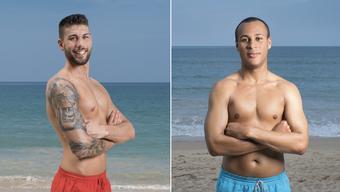 Martin aus Tegerfelden (l.) und Jeffrey aus Tägerig sind in der neuen Staffel auf 3+ dabei.