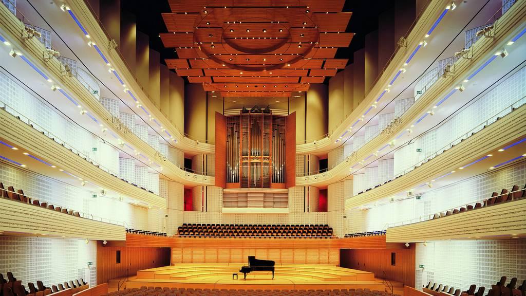20 Jahre Konzertsaal KKL Luzern
