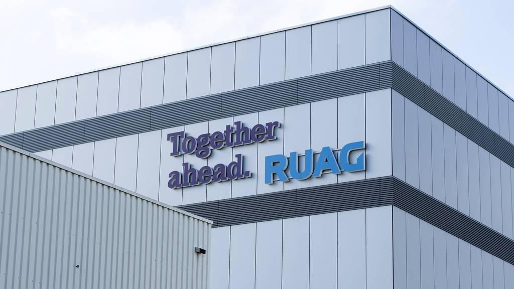 Ruag will in der Schweiz über 100 Stellen abbauen
