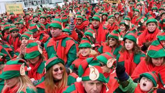 Finnland sucht per Jobinserat Weihnachtselfen aus aller Welt als besondere Reiseleiter für Wintersafaris in Lappland. (Symbolbild)