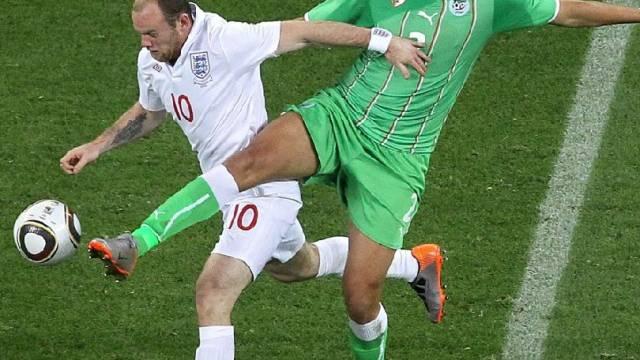 Superstar Rooney enttäuschte auch gegen Algerien.