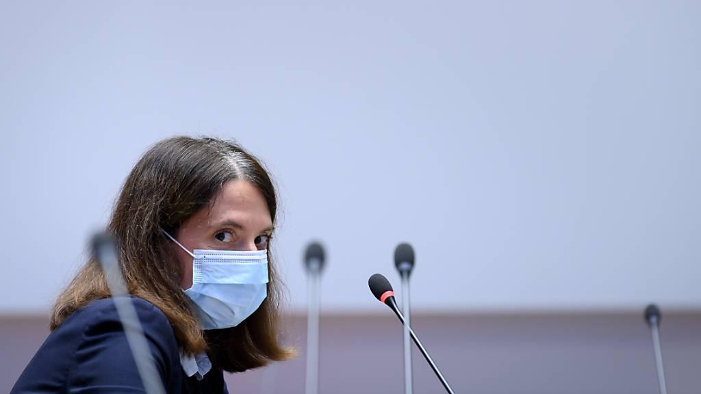 BAG-Spitzenbeamtin: Sicherheit bei Impfstoff nicht verhandelbar