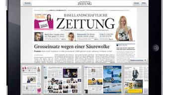 iPad_Basellandschaftliche_Zeitung_iPada