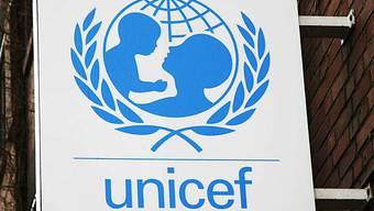 UNICEF ruft zu Spenden auf