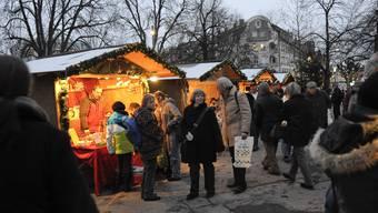 1. Soledurner Wiehnachtsmäret der Vorstadt