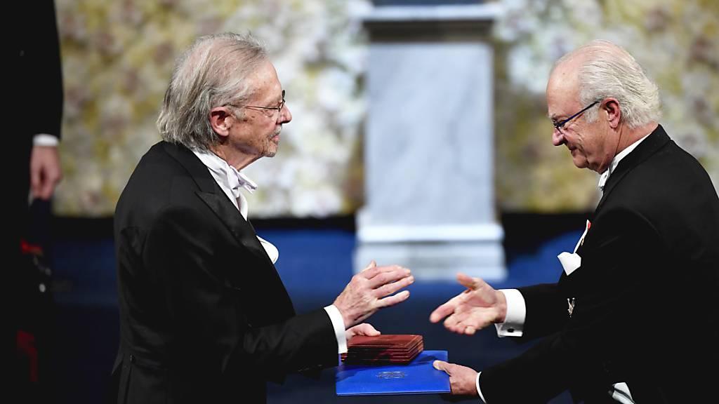 Kritik an Handke-Nobelpreis aus Österreichs neuer Regierung
