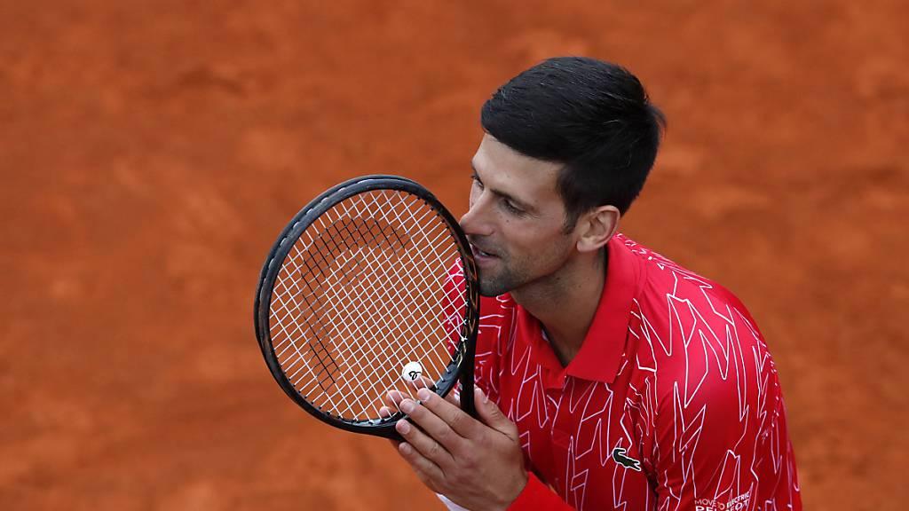 Novak Djokovic verpasst Finaleinzug