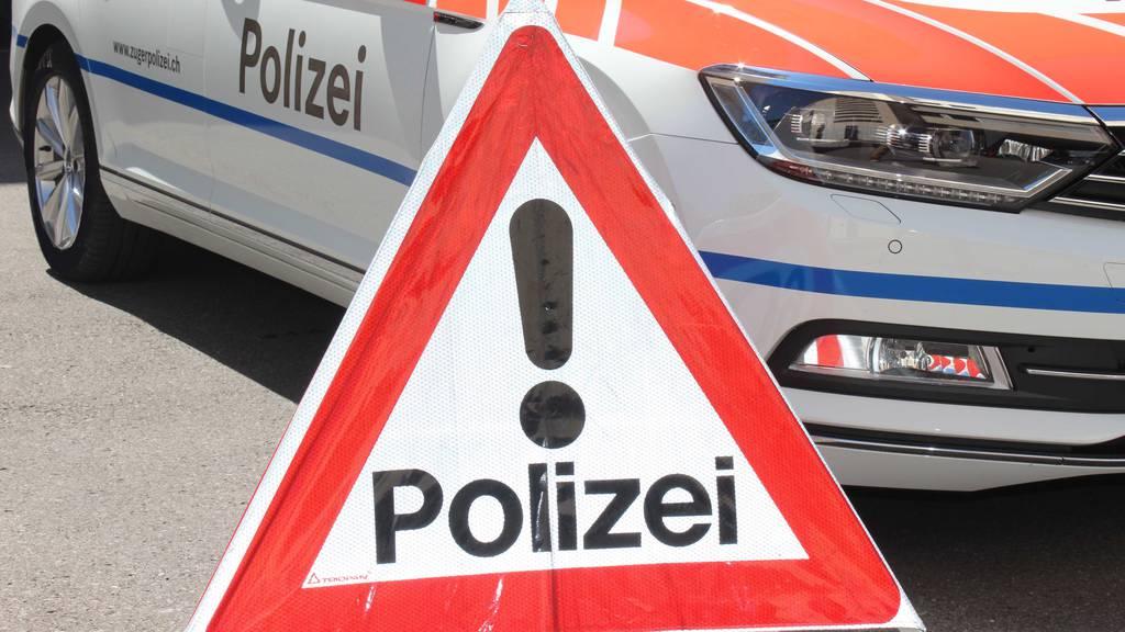 Unfall zwischen Auto und Velo – die Polizei sucht Zeugen