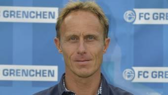 Iwan Eberhard, Sportchef der 1. Mannschaft FC Grenchen 15.