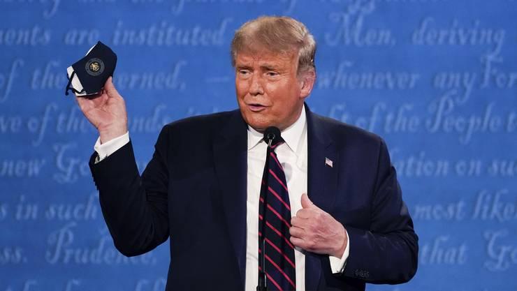 Donald Trump abzuschreiben, wäre ein Fehler.