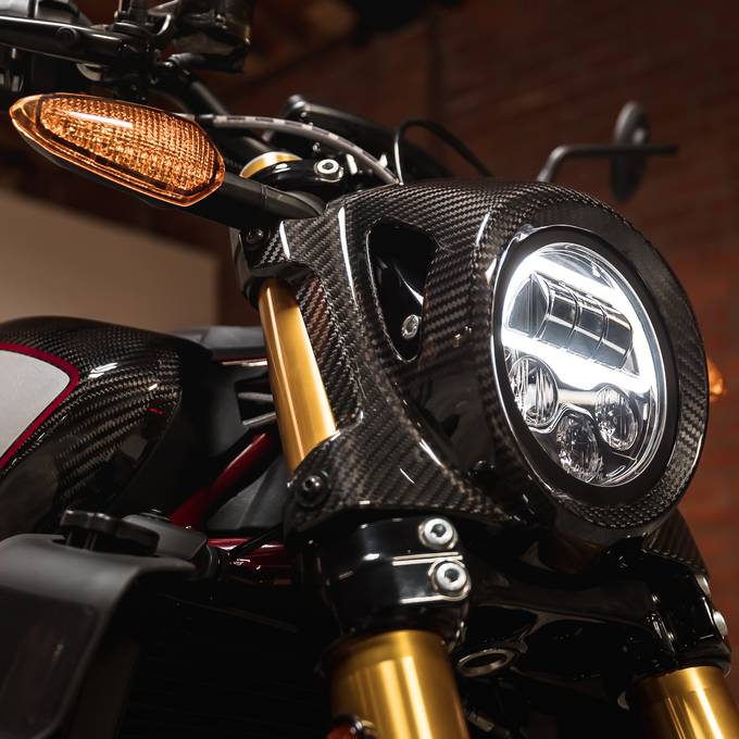So tönt die Indian Scout