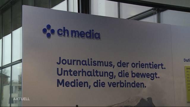 CH Media baut 200 Stellen ab