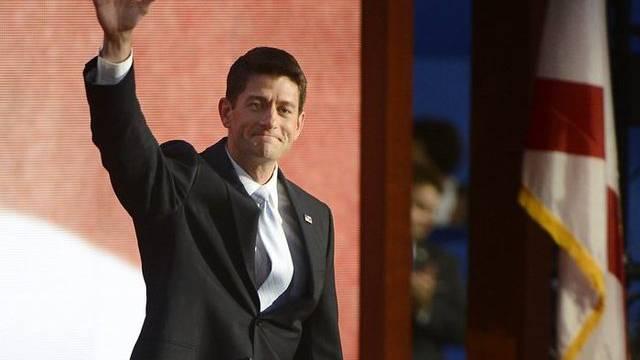 Vizekandidat Paul Ryan nimmt Nominierung an