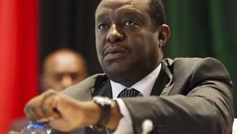 Der kenianische Finanzminister Henry Rotich ist wegen Verdachts auf Betrug und Korruption im Zusammenhang mit dem Bau zweier Staudämme festgenommen worden. (Archivbild)