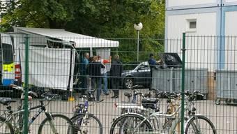 Tötungsdelik in Asylunterkunft