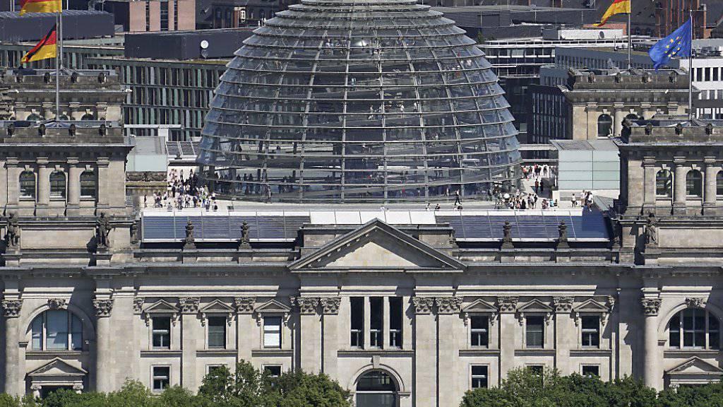 Grosse Koalition in Deutschland wieder ohne Mehrheit
