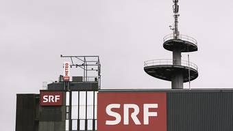 Fernsehen SRF kann keine Linkslastigkeit nachgewiesen werden. (Archivbild)