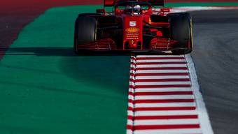 Überschritt Ferrari die reguläre Linie?
