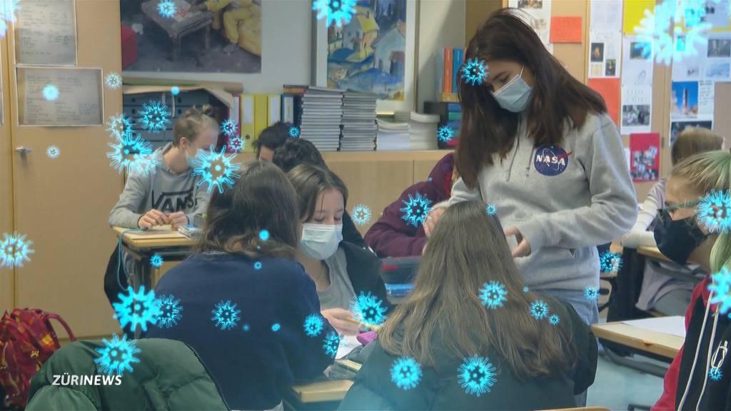 Kanton Zürich führt Maskenpflicht ab der vierten Klasse ein