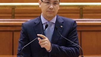 Victor Ponta soll eine neue Regierung bilden